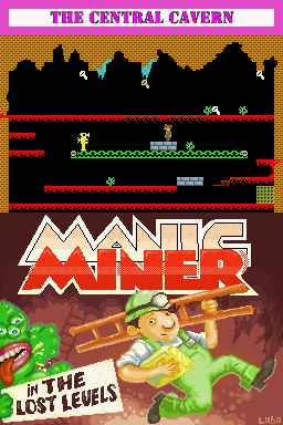 Thumbnail 3 for Manic Miner: The Lost Levels